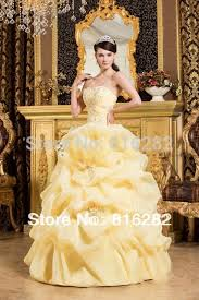 unique quinceanera dresses unique design yellow for christmas dreess gown sweetheart