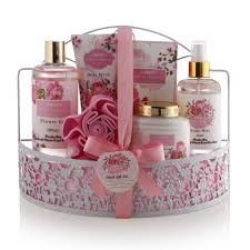 bath and gift sets raspberry leaf spa bath gift set lovery gifts
