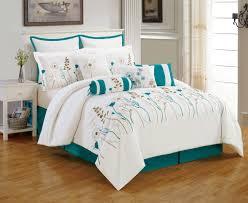 Ivory Comforter Set King Teal Bedding Sets Queen Ivory Gridthefestival Home Decor