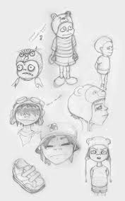 exploring animation small boy character designs