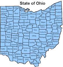 map of ohio map of ohio gif