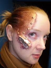 rigid collodion halloween city woman or machine steampunk project pinterest steampunk