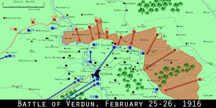 Map Of The Battle Of New Orleans by Wwi Centennial The Devil U0027s Anvil U2013 Verdun Mental Floss