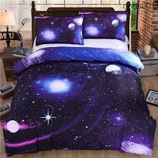 themed duvet cover best selling mink 3d galaxy bedding sets sets universe outer space