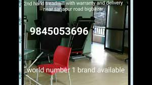 Buy Second Hand Furniture Bangalore Buy Used Treadmill With Warranty Delivery Services Free At