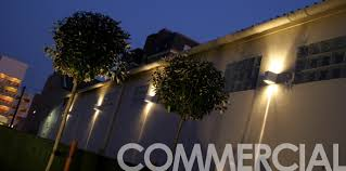 commercial building outside lighting exterior commercial lighting home design ideas