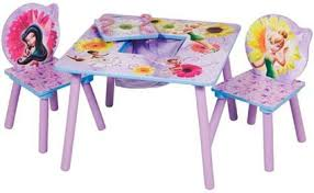 Kids Table And Chairs With Storage Disney Fairies Kids Tables And Chairs W Storage Disney Fairies