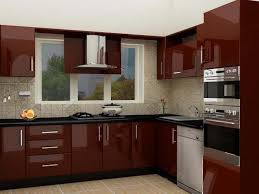 Modular Kitchen Cabinets India Miraculous Modular Kitchen Cabinets Colours My Home Design Journey