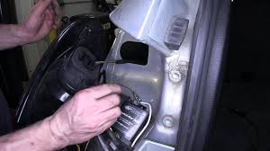 installation of a trailer wiring harness on a 2009 volkswagen