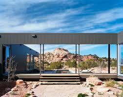 Utah House Plans Hidden Valley Residence Marmol Radziner Architecture