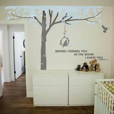 mur chambre bébé chambre bebe deco sticker mural chambre bb plus de 50 ides
