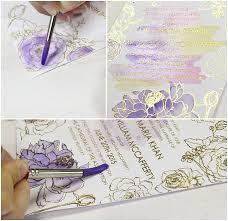 watercolor wedding invitations watercolor wedding invitations marina gallery