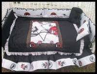 Nightmare Before Christmas Baby Bedding New Crib Bedding Set M W Jack Nightmare Before Christmas Fabric