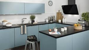 cuisine bleu pastel cuisine couleur pastel bleu clair ou vert clair déco mlc