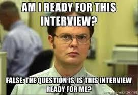 Job Interview Meme - job interview meme 17