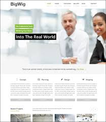 35 best responsive business wordpress themes want to stand out