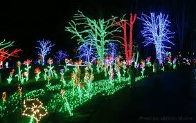 Oregon Garden Christmas Lights Family Friendly Christmas Events In Washington Dc