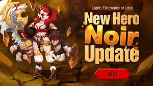 light fellowship of loux hello from com2us get ready for our light fellowship of loux