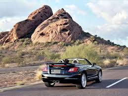 chrysler crossfire srt6 roadster 2005 pictures information