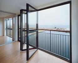 solarlux bifold doors low maintenance aluminium or timber