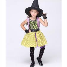 Halloween Witch Costumes Toddlers Cheap Witch Costumes Kids Aliexpress Alibaba Group