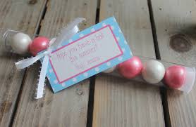 gumball party favors party favors gum bloom designs
