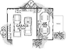 Three Car Garage With Apartment Plans 2 Car Garage Plans Exquisite 25 Garage Plans One Car Two Car