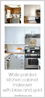 white kitchen cabinets with gold pulls white painted kitchen cabinets with brass hardware