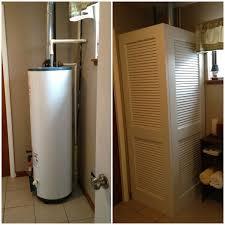 cabinet style water heater outdoor water heater enclosure outdoor designs