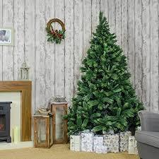 jingles artificial tree amsterdam pine pvc spruce metal
