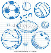 soccer ball sketch stock images royalty free images u0026 vectors