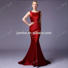 burgundy dress for wedding guest low back special occasion wedding guest dress satin