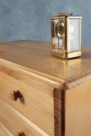 sol antique pine bedroom set with 3 drawer bedside 4 drawer chest
