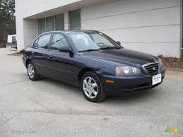 2004 hyundai elantra gls review 2004 moonlit blue hyundai elantra gls sedan 6797266 gtcarlot
