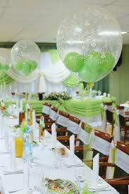 Balloon Centerpieces For Tables 6 Wedding Balloon Decoration Ideas You Can U0027t Miss