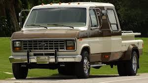 Ford Diesel Dually Trucks - bangshift com e 350 dually fifth wheel hauler