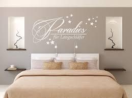 Schlafzimmer Gr E Wandtattoo Sprüche Paradies Für Langschläfer Wandtattoo Bilder De