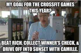 Crossfit Open Meme - 5 memes that perfectly sum up the pain of crossfit open workout 17 1