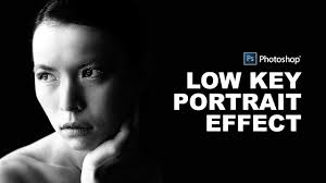 Low Key Lighting How To Create Low Key Lighting Portrait Effect In Photoshop Psdesire