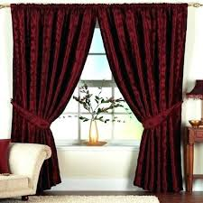 Maroon Curtains For Living Room Ideas Burgundy Curtains Bedroom Merry Burgundy Curtains For