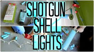 shotgun shell christmas lights shotgun shell christmas lights diy 11 23 15 youtube