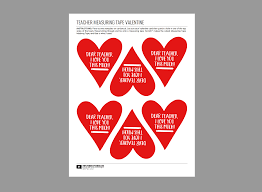 valentine s teacher valentines free printable for easy teacher s valentine gift