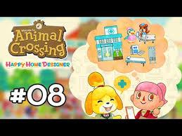 Home Designer Animal Crossing Happy Home Designer 08 Un Hôpital Bien Fourni