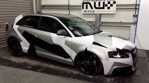camo wrapped cars camo wrapped monsterwraps audi on air lift performance air