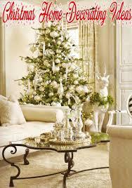christmas home decorating ideas quiet corner