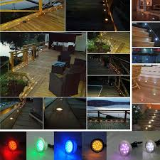 Patio Floor Lights by 7colors Smd3528 Ip67 Dc12v Patio Led Decks Light Led Outdoor Lamp