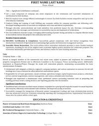 account manager resumes senior account manager resume sle template