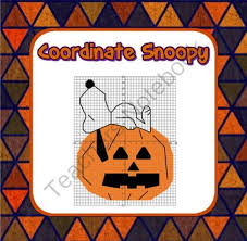 snoopy halloween coordinate plane enter for your chance to win 1