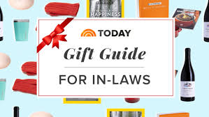 gift guide for in laws best gifts for your in and