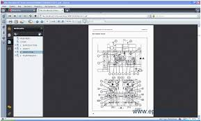 komatsu pc5500 1 with 12v159 series engine repair manual heavy